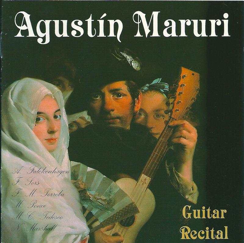 AGUSTÍN MARURI-Guitar Recital