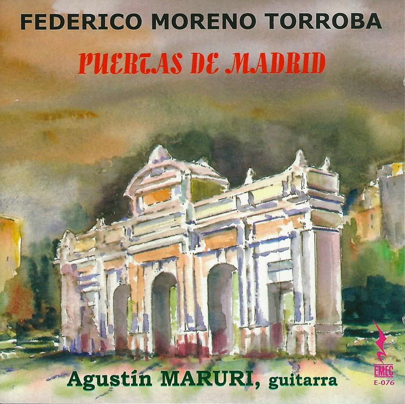 FEDERICO MORENO TORROBA-PUERTAS DE MADRID
