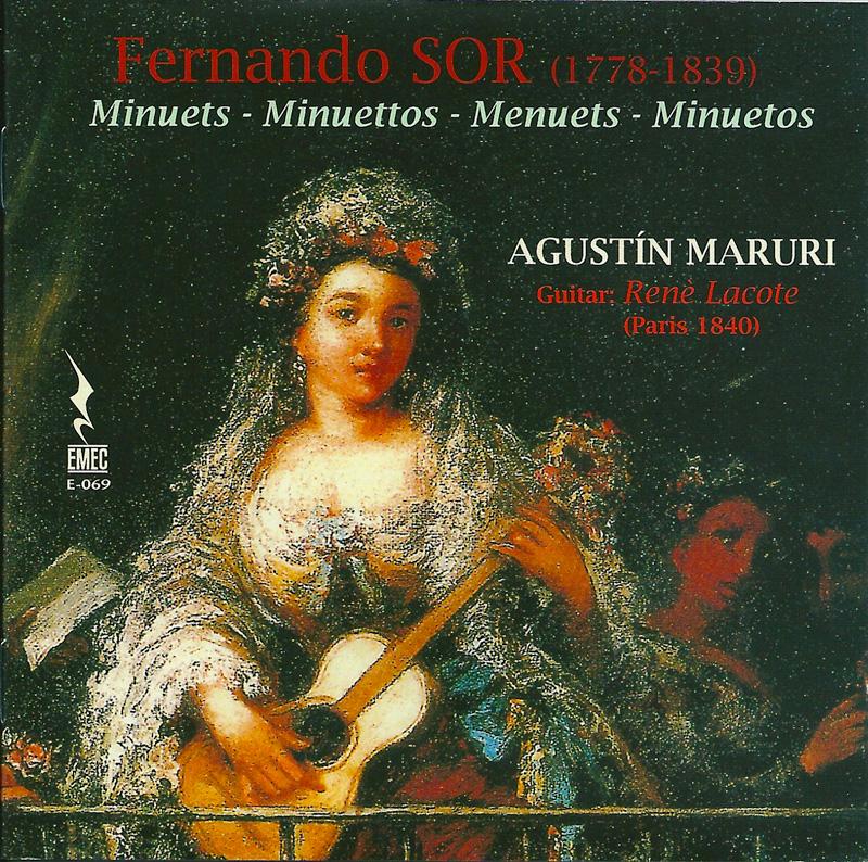 FERNANDO SOR (1778-1839)