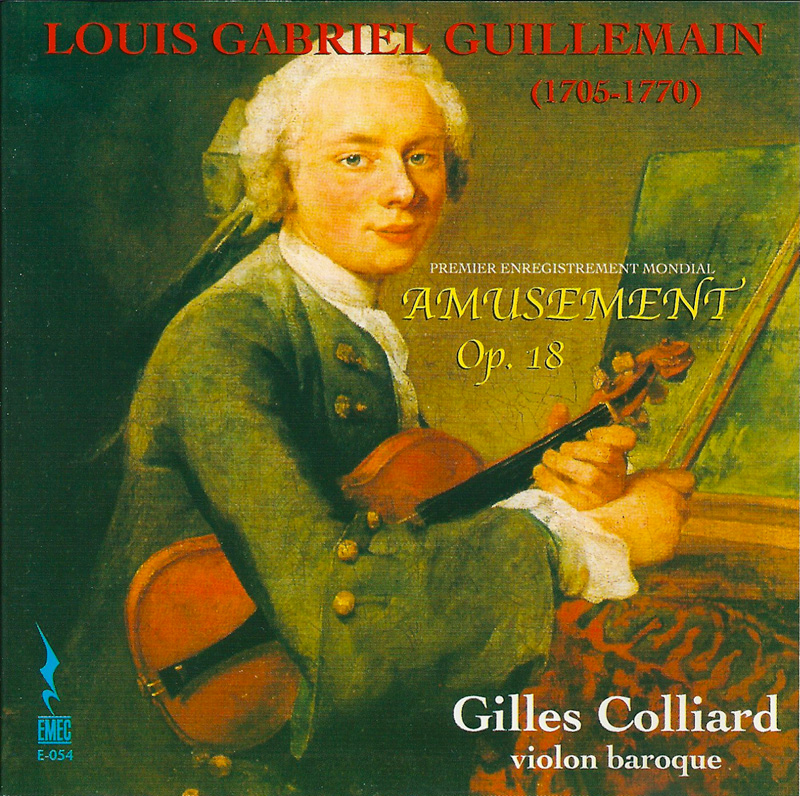 LOUIS GABRIEL GUILLERMAIN