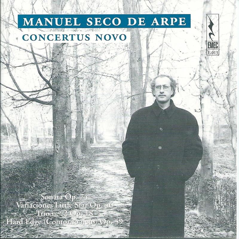 MANUEL SECO DE ARPE-Concertus novo