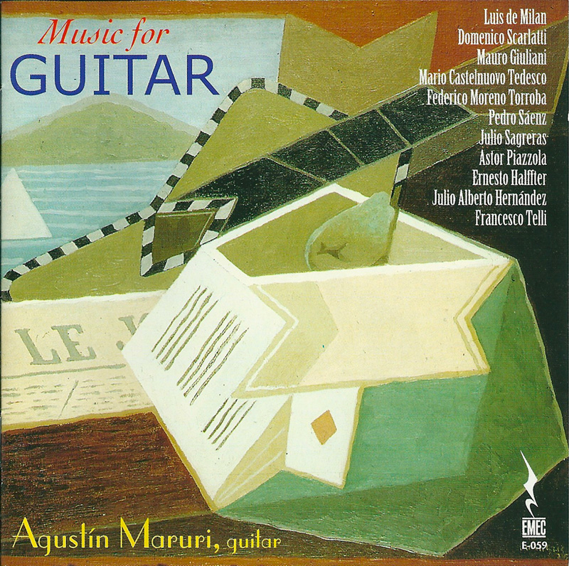 MUSIC OF GUITAR