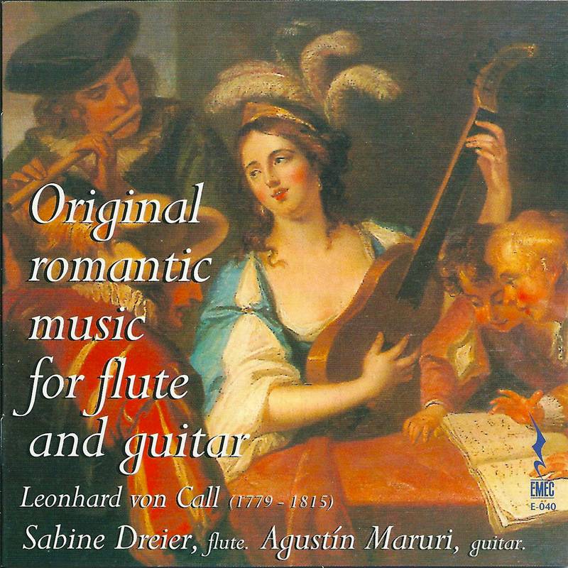 ORIGINAL ROMANTIC MUSIC FOR FLUTE AND GUITAR