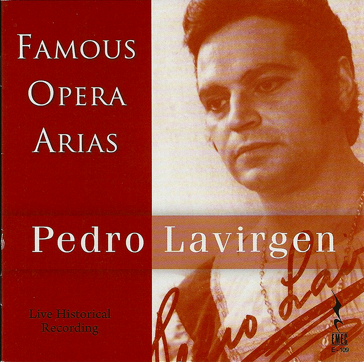 PEDRO LAVIRGEN-FAMOUS OPERA ARIAS