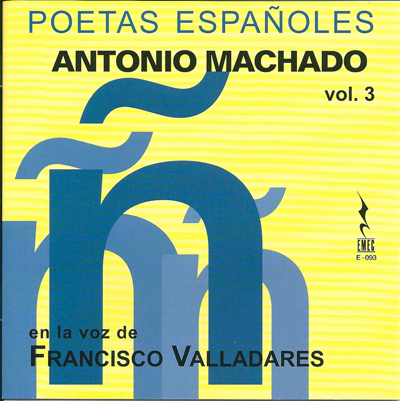 POETAS ESPAÑOLES VOL 3-ANTONIO MACHADO