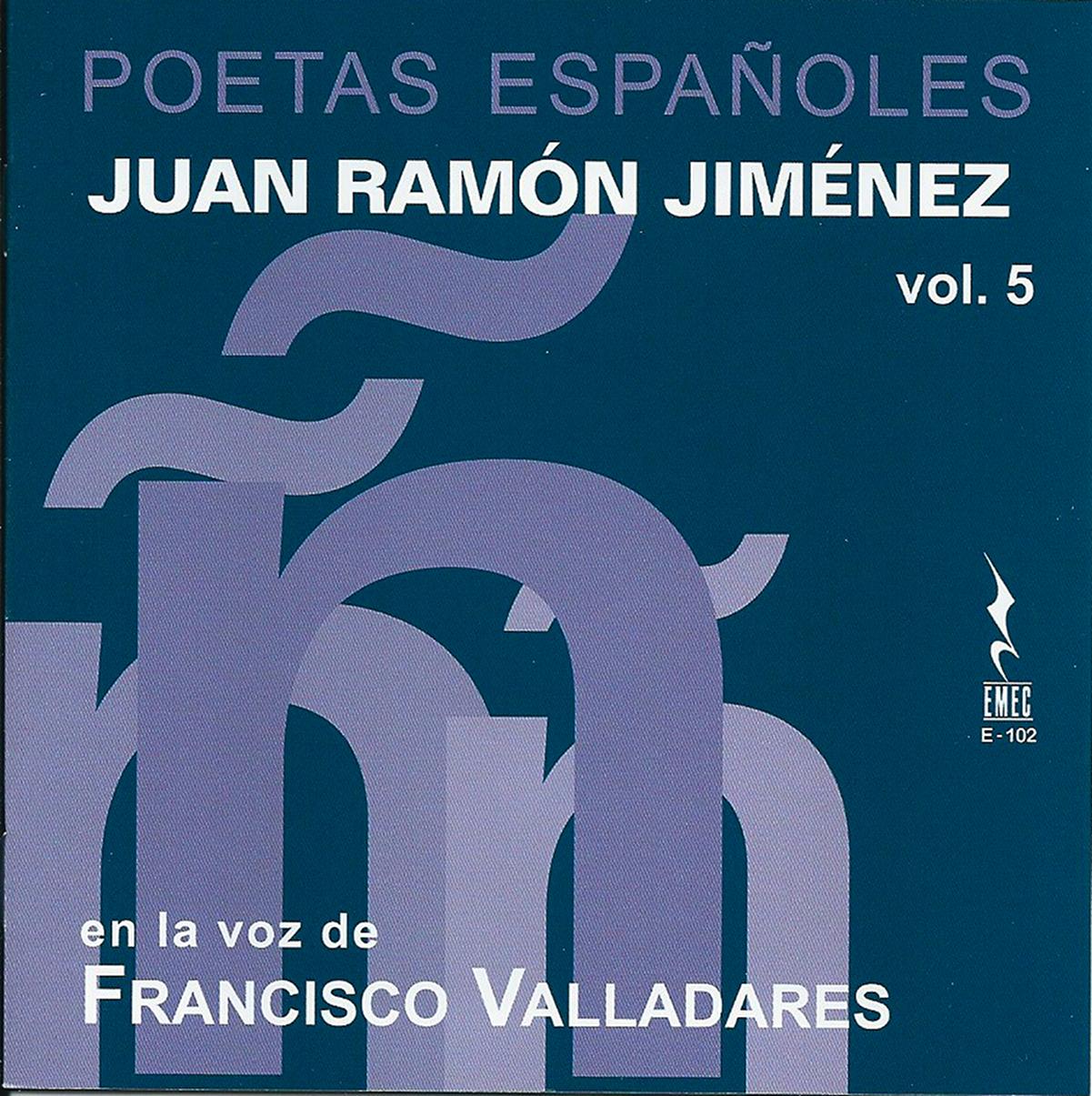 POETAS ESPAÑOLES VOL 5-JUAN RAMON JIMENEZ