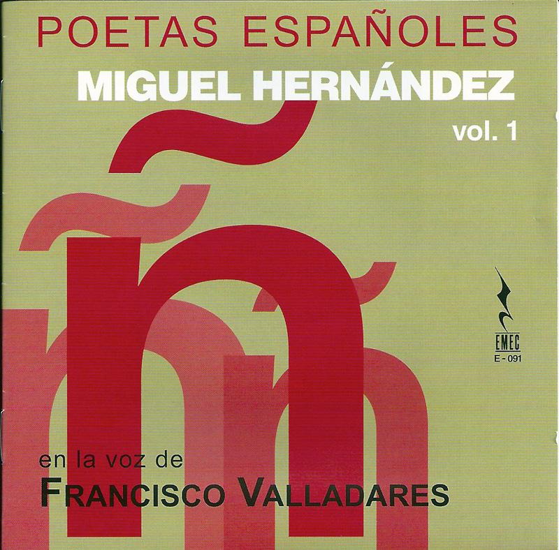 POETAS ESPAÑOLES VOL 1-MIGUEL HERNANDEZ