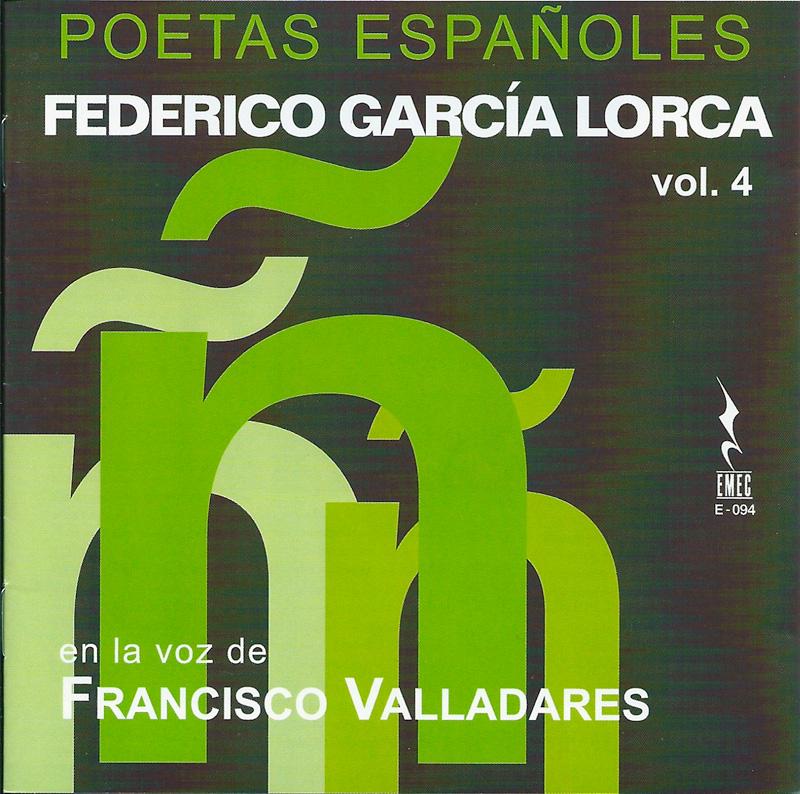 POETAS ESPAÑOLES VOL 4-FEDERICO GARCIA LORCA
