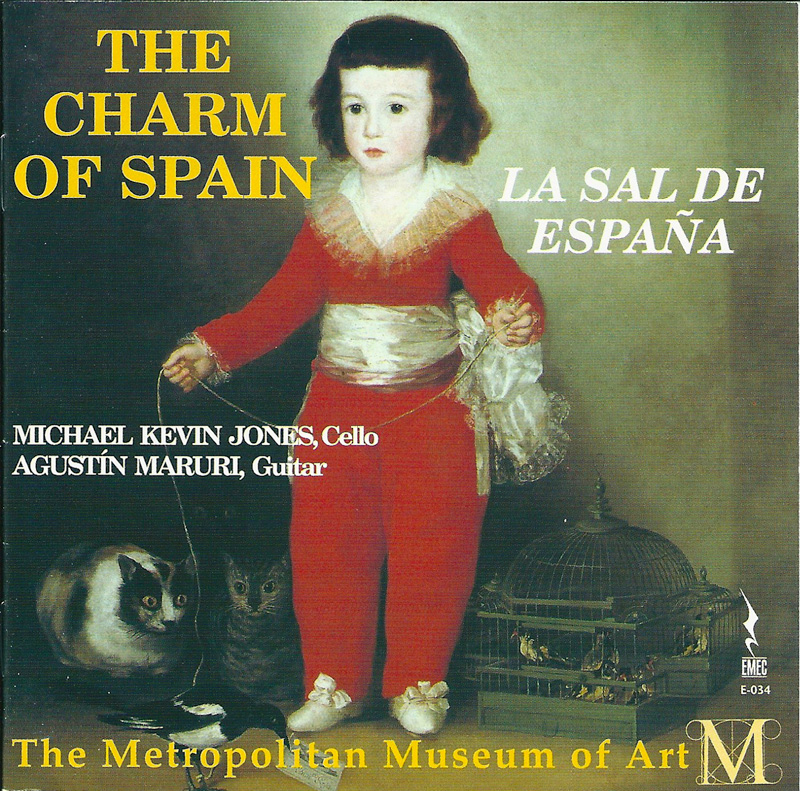 THE CHARM OF SPAIN (LA SAL DE ESPAÑA)
