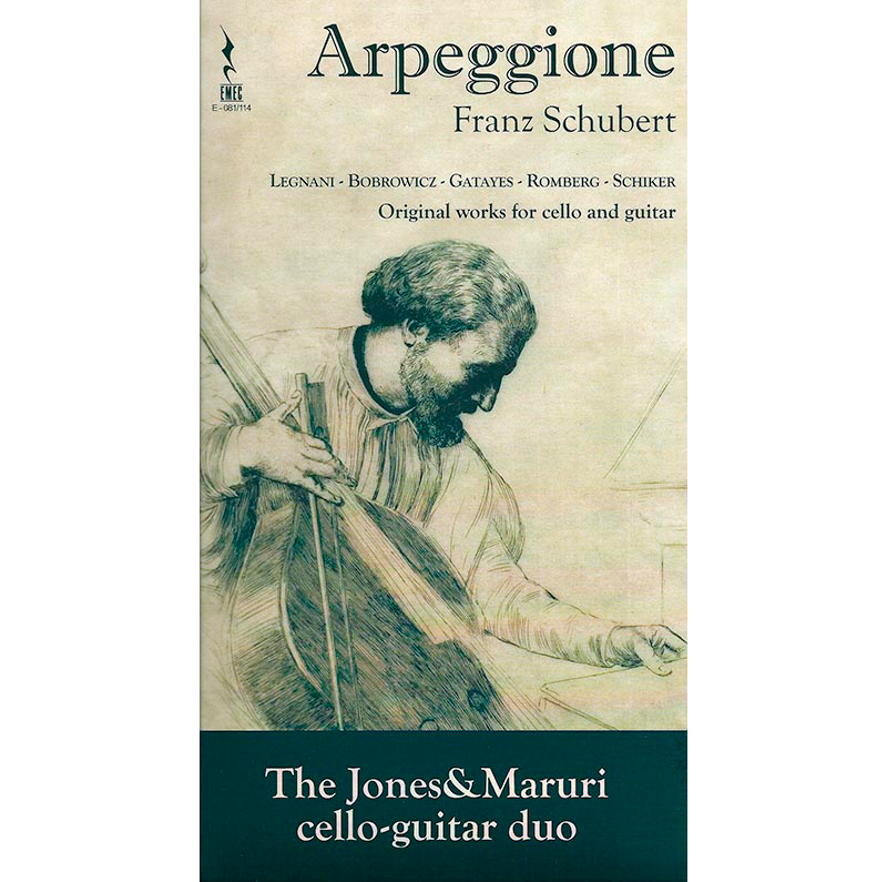 Arpeggione-Franz-Schubert-